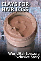 Clays for Hair Loss