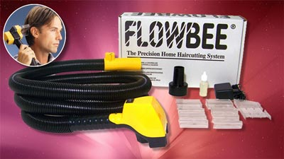 The Flowbee is a hair loss sufferer's best friend!!!